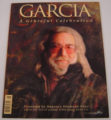Image for Garcia: A Grateful Celebration, Presented By Dupree's Diamond News