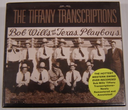 Image for The Tiffany Transcriptions [Boxed Set]