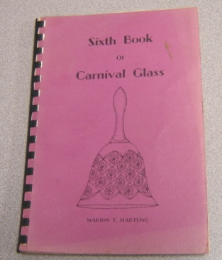Image for Sixth Book of Carnival Glass