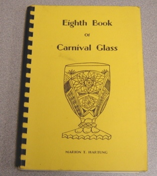 Image for Eighth Book of Carnival Glass