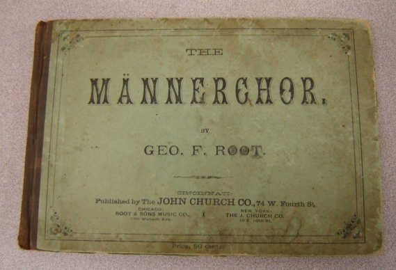 Image for The Mannerchor: A Collection Of Music For Men's Voices, Preceded By Brief Elementary Instruction & Lessons, Suited Both For Quartet & Chorus Singing
