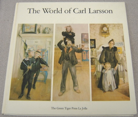 Image for World Of Carl Larsson