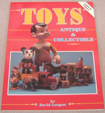 Image for Toys:  Antique and Collectible