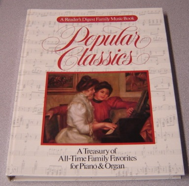 Image for Popular Classics (Reader's Digest Family Music Songbook)