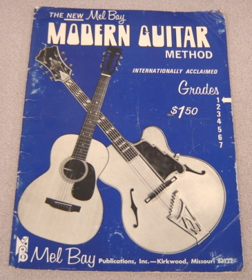 Image for The New Mel Bay Modern Guitar Method, Grade 1