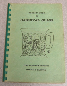 Image for Second Book Of Carnival Glass: 100 Patterns