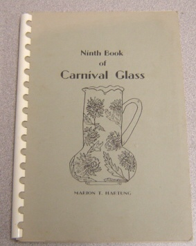 Image for Ninth Book Of Carnival Glass