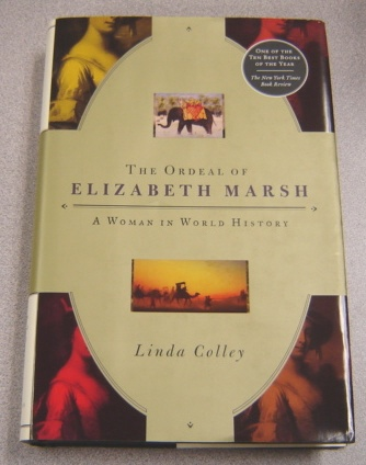 Image for The Ordeal of Elizabeth Marsh: A Woman in World History