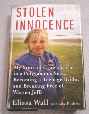 Image for Stolen Innocence: My Story Of Growing Up In A Polygamous Sect, Becoming A Teenage Bride, And Breaking Free Of Warren Jeffs, Large Print