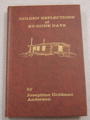 Image for Golden Reflections Of By-gone Days; Signed