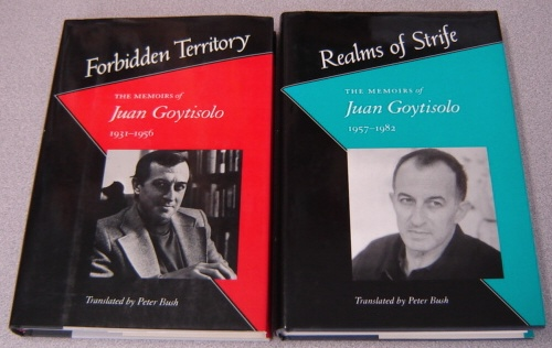 Image for Forbidden Territory 1931-1956 / Realms Of Strife 1957-1982: The Memoirs Of Juan Goytisolo, 2 Volume Set