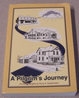Image for A Pilgrim's Journey: An Autobiography