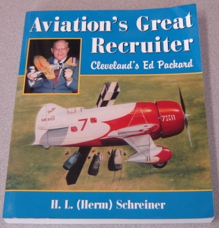 Image for Aviation's Great Recruiter: Cleveland's Ed Packard; Signed