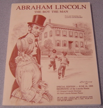 Image for Abraham Lincoln, The Boy, The Man, Special Edition