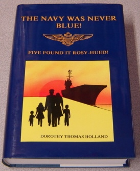 Image for Navy Was Never Blue! Five Found It Rosy-Hued!