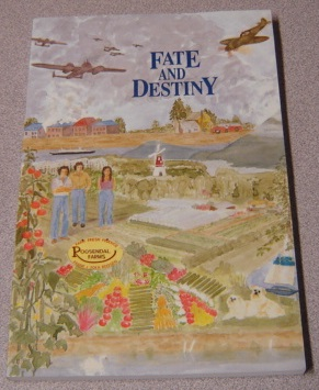 Image for Fate And Destiny: A True Life Story; Signed