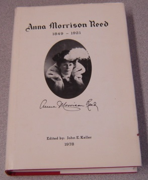 Image for Anna Morrison Reed 1849-1921; Signed
