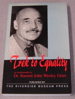 Image for Trek To Equality: An Autobiography; Signed