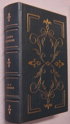 Image for James Monroe (The Library Of The Presidents Series)