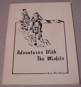 Image for Adventures With The Misfits; Signed