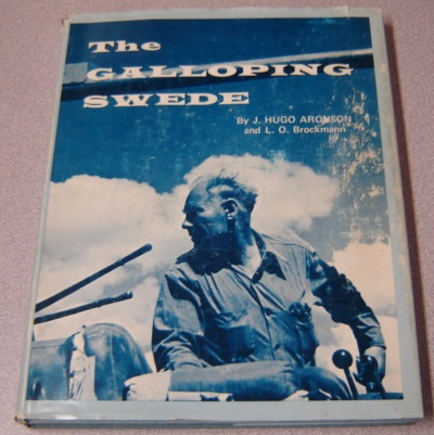 Image for The Galloping Swede; Signed