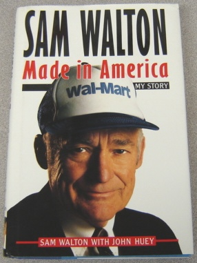 Image for Sam Walton, Made in America: My Story