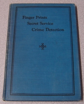 Image for Finger Prints Secret Service Crime Detection