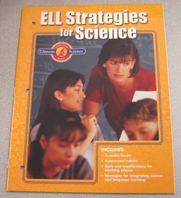Image for Ell Strategies for Science (Glencoe Science Professional Series)