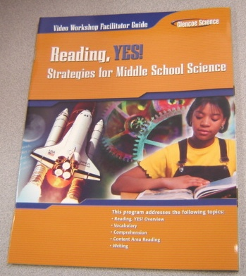 Image for Reading, Yes! Strategies For Middle School Science: Video Workshop Facilitator Guide
