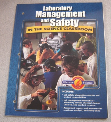 Image for Laboratory Management and Safety in the Science Classroom (Glencoe Science Professional Series)