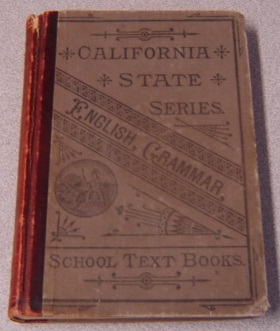 Image for English Grammar (California State Series of School Text-Books)