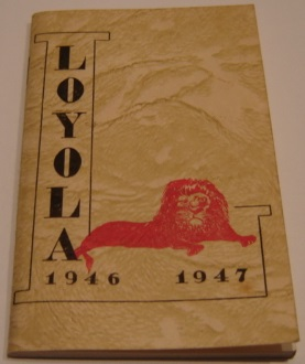 Image for Loyola University Of Los Angeles Student Handbook, 1946-1947