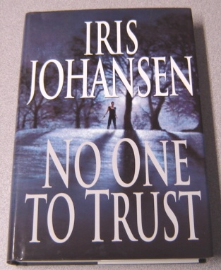 Image for No One To Trust, Large Print