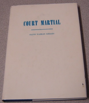 Image for Court Martial; Signed