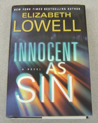 Image for Innocent As Sin, Large Print