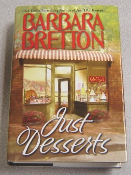 Image for Just Desserts, Large Print