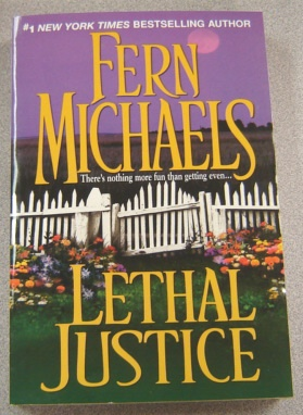 Image for Lethal Justice, Large Print