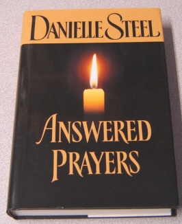 Image for Answered Prayers, Large Print