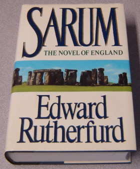 Image for Sarum: The Novel Of England