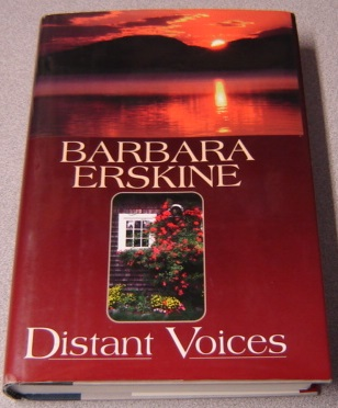 Image for Distant Voices (G K Hall Large Print Book Series)