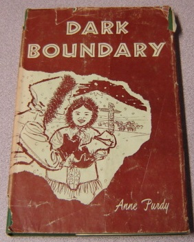 Image for Dark Boundary; Signed