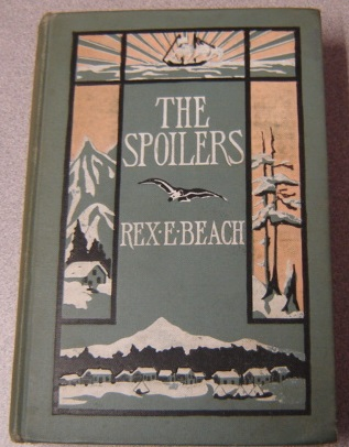 Image for The Spoilers (Signed By Author And Actors Of 1907 Broadway Play)