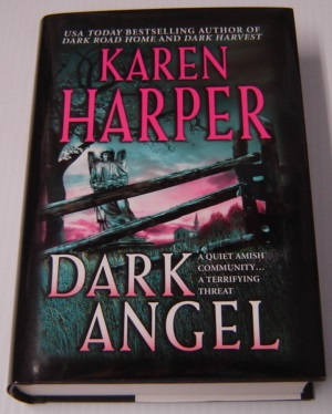 Image for Dark Angel, Large Print (Maplecreek Amish Trilogy #3)