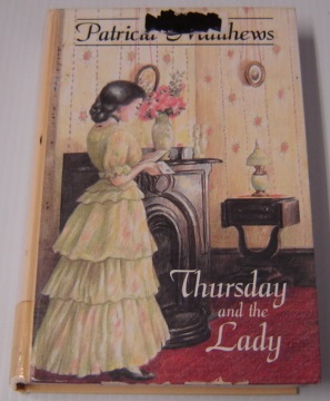 Image for Thursday and the Lady (Thorndike Press Large Print Basic Series)