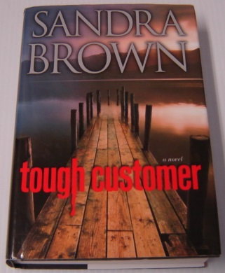 Image for Tough Customer, Large Print