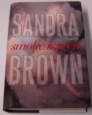Image for Smoke Screen, Large Print