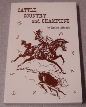 Image for Cattle, Country And Champions; Signed