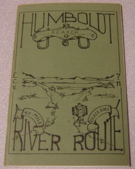 Image for S.E.A.R.C.H. XIV: Humboldt Forty Mile River and Black Rock Route (ECV 7-11)