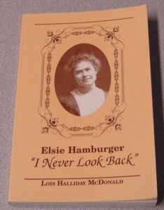 Image for Elsie Hamburger : I Never Look Back