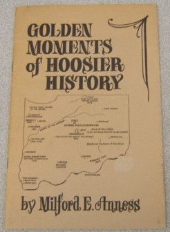 Image for Golden Moments Of Hoosier History